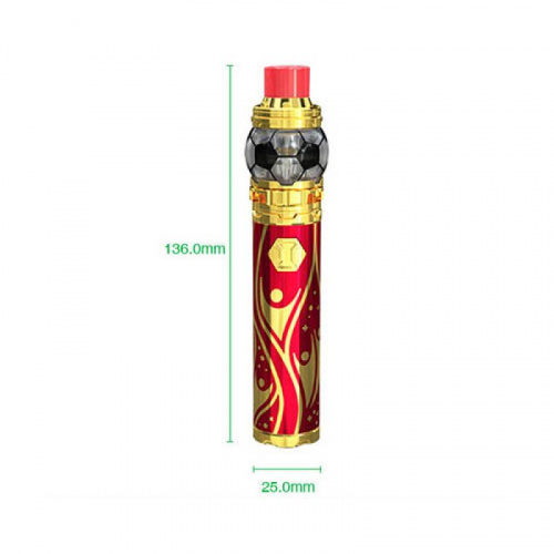 Набор Eleaf IJust 3 Kit World Cup 80W в MVAPE.BY