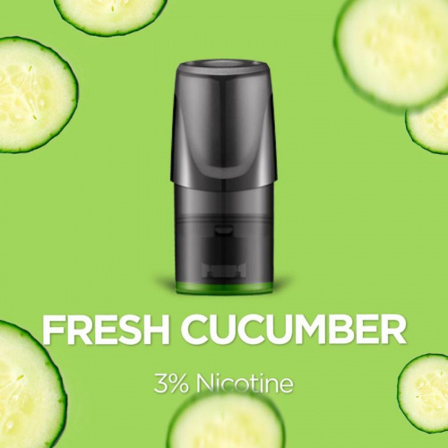 Картридж RELX Fresh Cucumber 2ml в MVAPE.BY