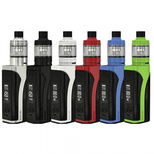 Набор Eleaf iKuu i80 Kit 80W в MVAPE.BY