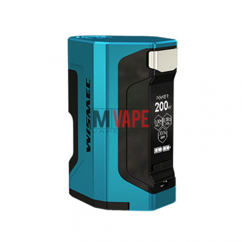 Сквонк WISMEC LUXOTIC DF BOX 200W в MVAPE.BY