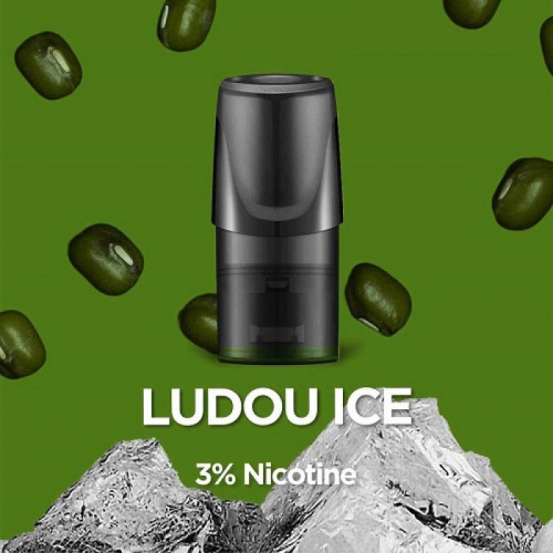 Картридж RELX Ludou Ice 2ml в MVAPE.BY