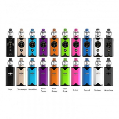 Набор Sigelei Chronus Kit 200W в MVAPE.BY