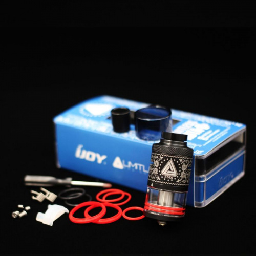 Дрипко-бак IJOY Limitless RDTA Plus в MVAPE.BY